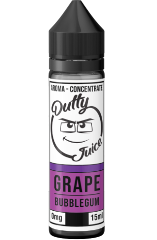 Dutty Juice Grape Bubblegum